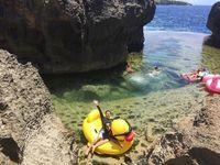 Byurr, pria berumur 25 tahun ini senang berenang di pulau-pulau lho. Foto: Instagram @jojosuherman
