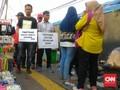 Aktivis Minta Anies Perhatikan Fasilitas Pejalan Kaki
