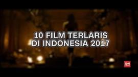 VIDEO: 10 Film Terlaris di Indonesia Sepanjang 2017