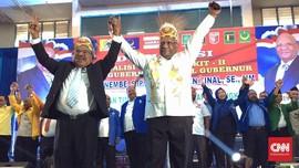Bupati Nduga Bantah Janjikan Papua Merdeka Jika Lukas Menang