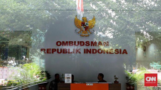 Ombudsman Sebut Empat Kementerian 'Kurang Patuh'