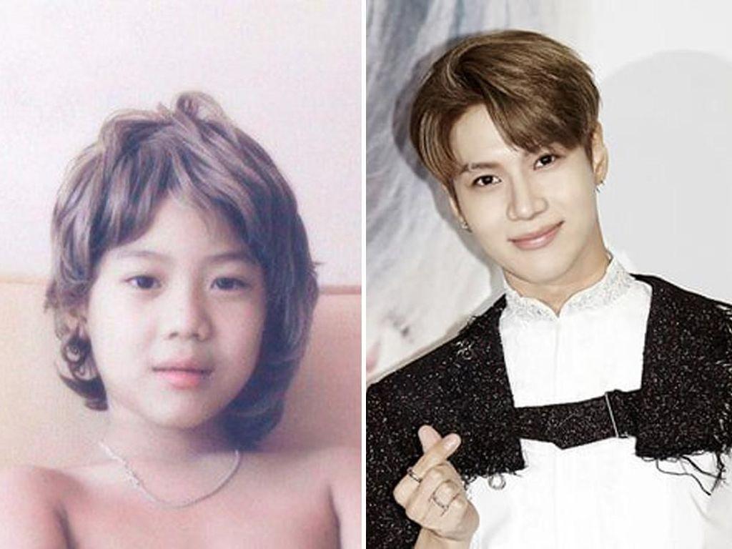 Penampakan Wajah 10 Artis K-pop yang Sama Persis dengan Foto Saat Balita