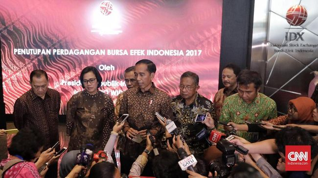 Jokowi: Kondisi Perekonomian Indonesia Sehat