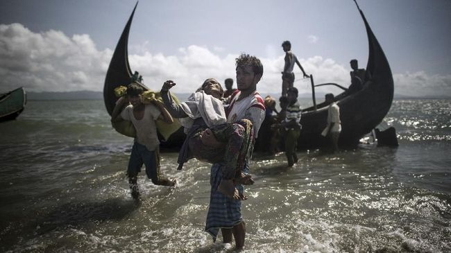 ICRC: Infrastruktur Minim, Bantuan ke Rakhine Terhambat