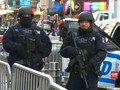 VIDEO: Pengamanan New York Diperketat Jelang Tahun Baru