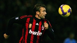 Shevchenko Ingin Kembali ke AC Milan