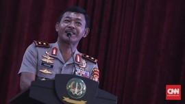Kabareskrim Idham Azis Naik Pangkat Jadi Komisaris Jenderal