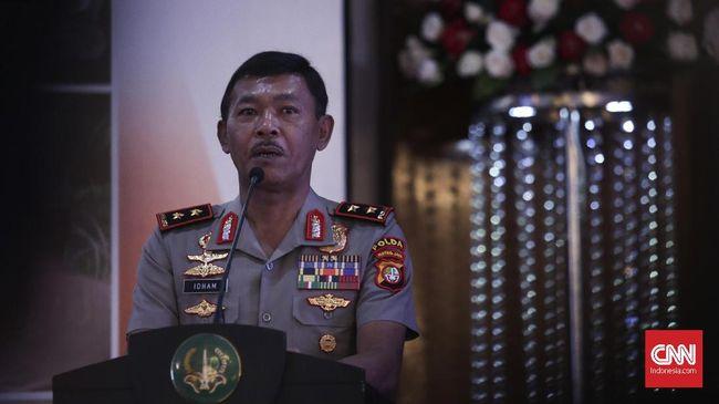 DPR Segera Proses Idham Azis, Kapolri Pilihan Jokowi