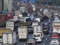 Puncak Arus Balik Tahun Baru, Belum Semua Kendaraan Kembali