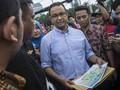 Tak Ikut ke Bandara, Anies Jemput Jokowi di Sudirman Baru
