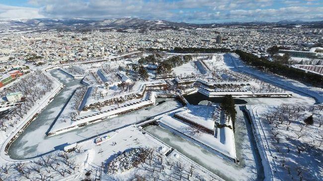Jepang Diguncang Gempa 5,8 SR, Tak Ada Peringatan Tsunami