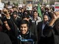 Iran Sebut Ada Campur Tangan AS dalam Unjuk Rasa