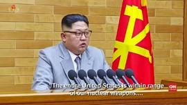 VIDEO: Sambut 2018, Kim Jong Un Ancam AS