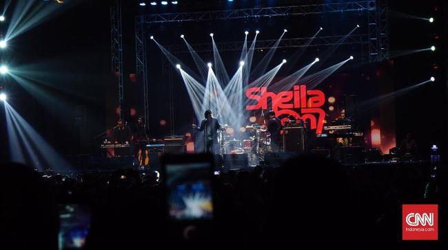 Kronologi Polisi Interupsi Penampilan Sheila On 7