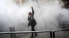 Belasan Tewas saat Demo, KBRI Teheran Imbau WNI Waspada