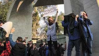 208 Orang Tewas dalam Demo BBM di Iran