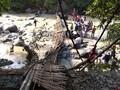 Jembatan Putus di Penangkaran Rusa Bogor Tewaskan Satu Orang