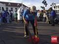 Masyarakat Sambut Baik Gerakan Bersih Kota Tua Umat Ahmadiyah