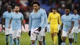 <p>Hasil imbang melawan Crystal Palace membuat Manchester City kini unggul 14 poin atas Chelsea di puncak klasemen sementara Liga Primer Inggris. (REUTERS/David Klein)</p>