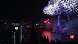 VIDEO: Big Ben Kembali Menyala untuk Tahun Baru 2018