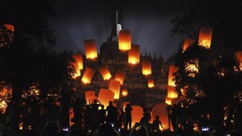 Kawasan Candi Borobudur jadi Lokasi Famtrip Waisak
