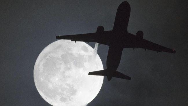 4 Fakta Supermoon, Si Penerang Langit Malam Ini