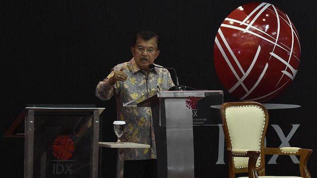 JK Yakin Ma'ruf Amin Bisa Tambah Pemilih Jokowi