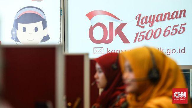Satgas OJK Temukan 182 Fintech Pinjam Meminjam 'Bodong'