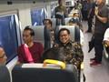 Jokowi Akui Undang Langsung Cak Imin di Peresmian KA Bandara