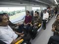 Tahun Depan, Kereta Bandara Lintasi Stasiun Manggarai