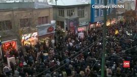 VIDEO: Demo Iran Semakin Panas
