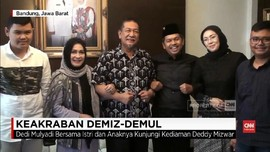 VIDEO: Komitmen Kekeluargaan ala Dedi-Deddy Jelang Pilgub