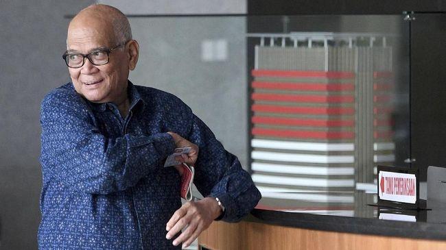 Eks Menko era Megawati Bersaksi di Sidang Kasus BLBI Hari Ini
