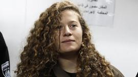 Pengacara Desak Israel Bebaskan Remaja Palestina Ahed Tamimi