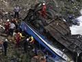 FOTO: Bus Jatuh dari Tebing di Peru, 36 Tewas