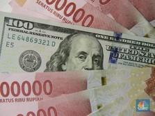Sambut Nota Keuangan Jokowi, Rupiah Menguat ke Rp 14.240/US$