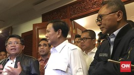 Koalisi Gerindra, PAN, dan PKS Disebut Sudah Sampai Tahap TST