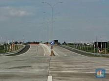 Jokowi Bakal 'Borong' Peresmian 8 Tol Baru di Akhir Tahun