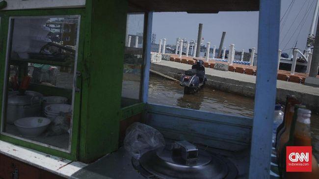 Tanggul Pantai untuk Cegah Banjir Rob Jakarta Rampung 2020