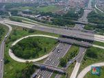 Tangan Dingin Jokowi Bangun Ratusan Kilometer Jalan Tol