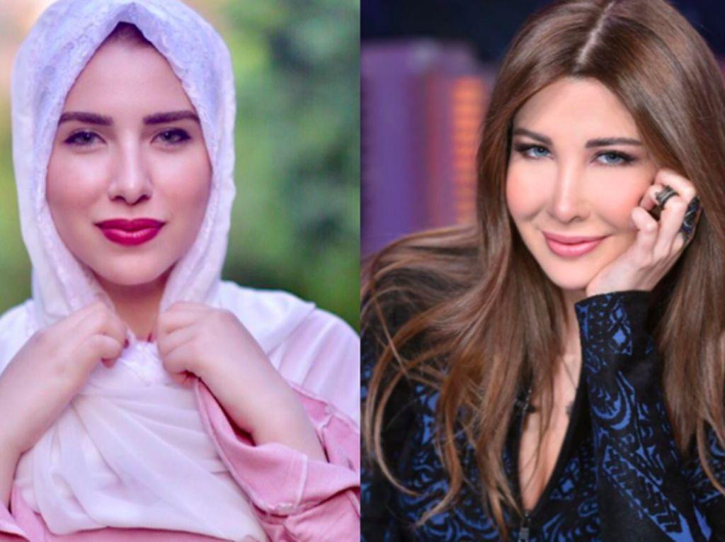Hijabers Cantik Ini Viral karena Sangat Mirip dengan Penyanyi Lebanon