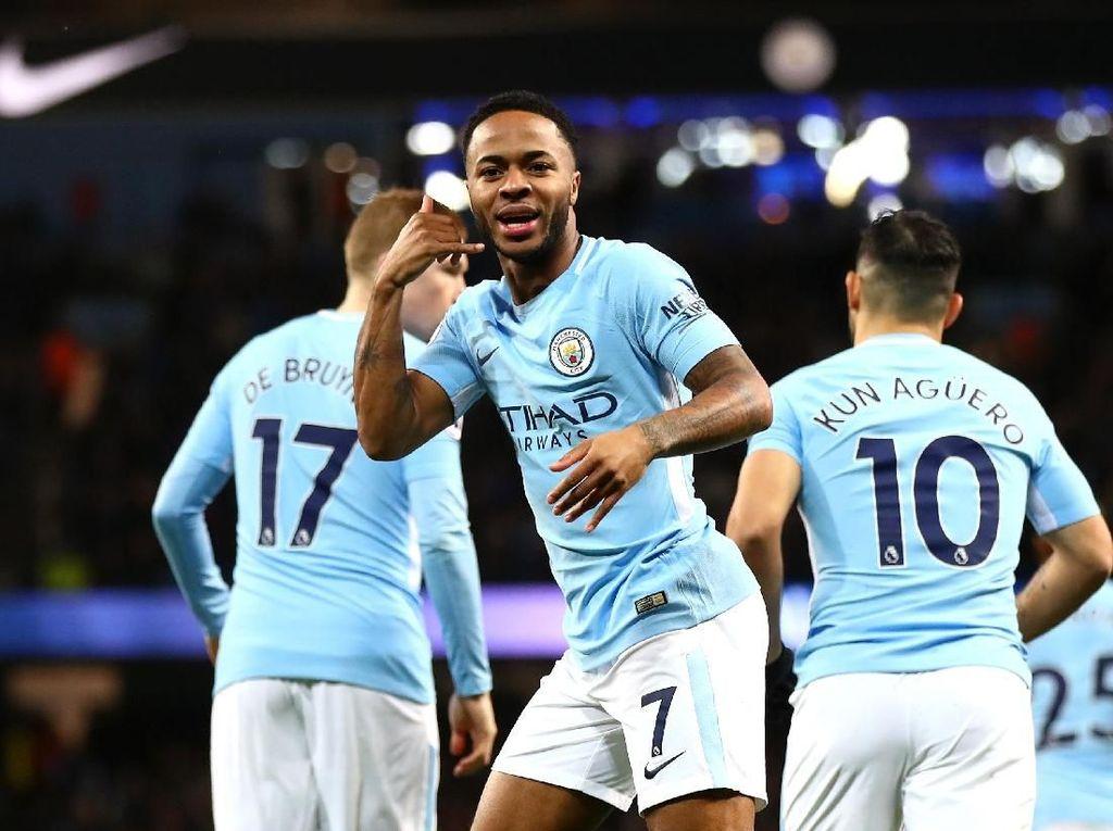 11 gol tambahan di laga sisa bakal membuat City menjadi tim terproduktif dalam semusim Premier League. Saat ini City sudah mencetetak 93 gol dan akan mengejar rekor 103 gol Chelsea pada 2009/2010. (Foto: Julian Finney/Getty Images)