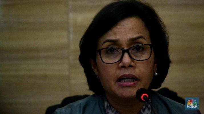 DPR mempertanyakan ke Sri Mulyani soal pajak dan cukai.