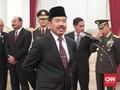 Jokowi Resmi Lantik Djoko Setiadi Jadi Kepala BSSN