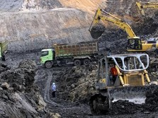 Naik 7% Pekan Lalu, Harga Batu Bara Stabil di Atas US$100/ton
