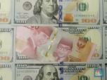 Pukul 09:00 WIB: Rupiah Berbalik Melemah, Kini di 14.465/US$