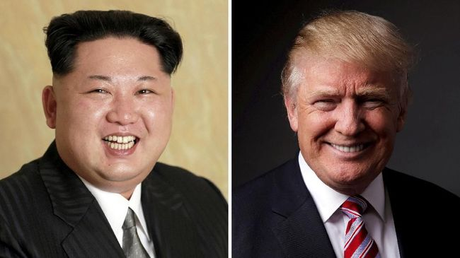 Siap Bertemu Kim Jong-un, Trump Diminta Ingat Kejelekan Korut