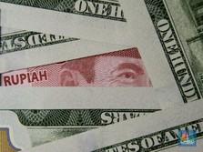 Pukul 13:00 WIB: Sudah Tiga Jam Rupiah Stagnan di 14.445/US$