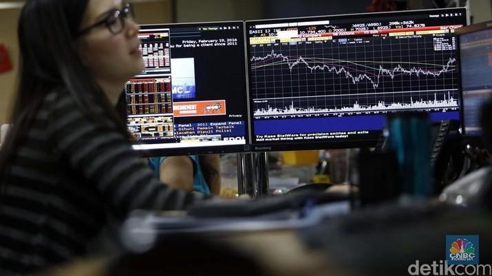 Bursa saham domestik diperkirakan kembali melanjutkan tren penguatan pada perdagangan di awal pekan ini, Senin (1/7/2019).