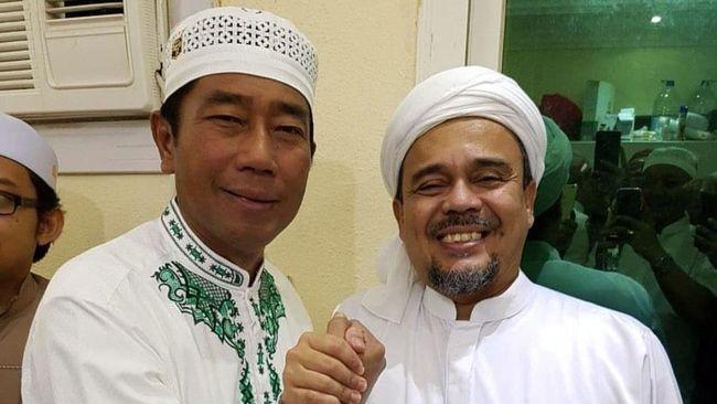 Temui Rizieq di Mekkah, Lulung Dapat Nasihat soal Politik PPP